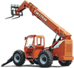 Fork Lift rentals for the Eagleford Shale or Permian Basin